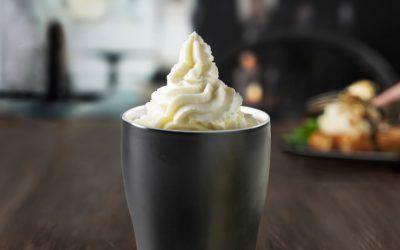 Varm kakao med softice